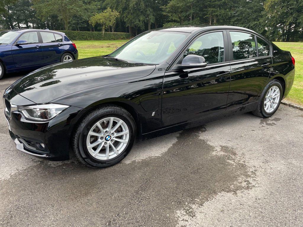 BMW 3 Series Saloon 2.0 330e 7.6kWh SE Auto (s/s) 4dr