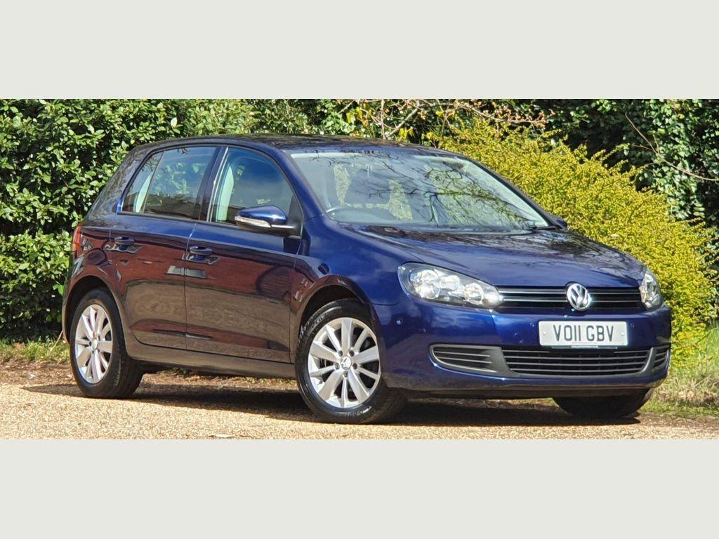 Volkswagen Golf Hatchback 1.6 TDI Match DSG 5dr