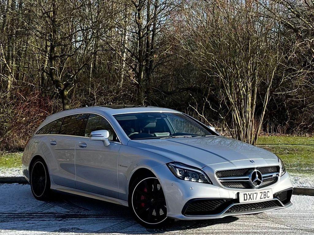 Mercedes-Benz CLS Estate 5.5 CLS63 V8 AMG S Shooting Brake SpdS MCT (s/s) 5dr