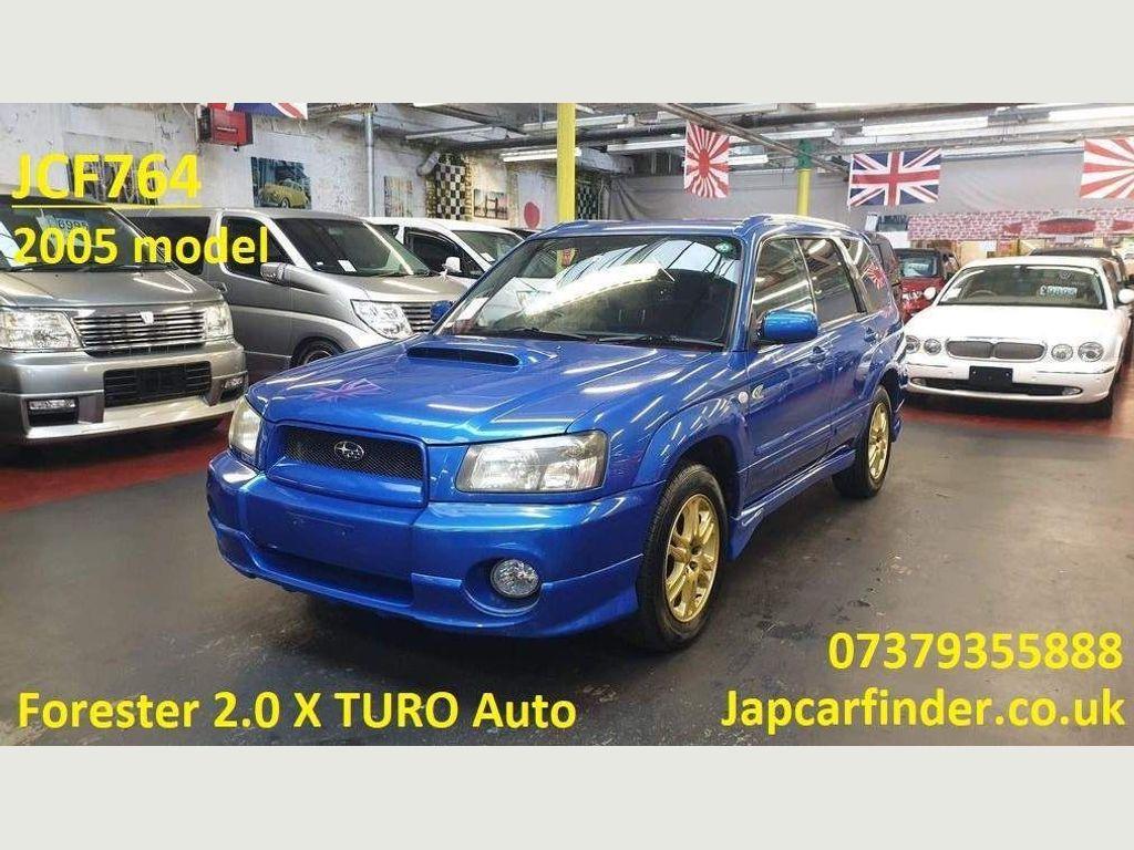 Subaru Forester SUV 2.0 X TURO Automatic