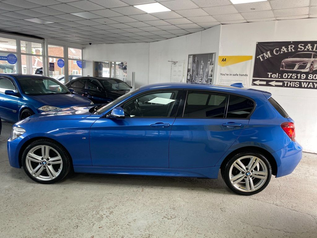 BMW 1 Series Hatchback 2.0 120d M Sport Sports Hatch xDrive (s/s) 5dr