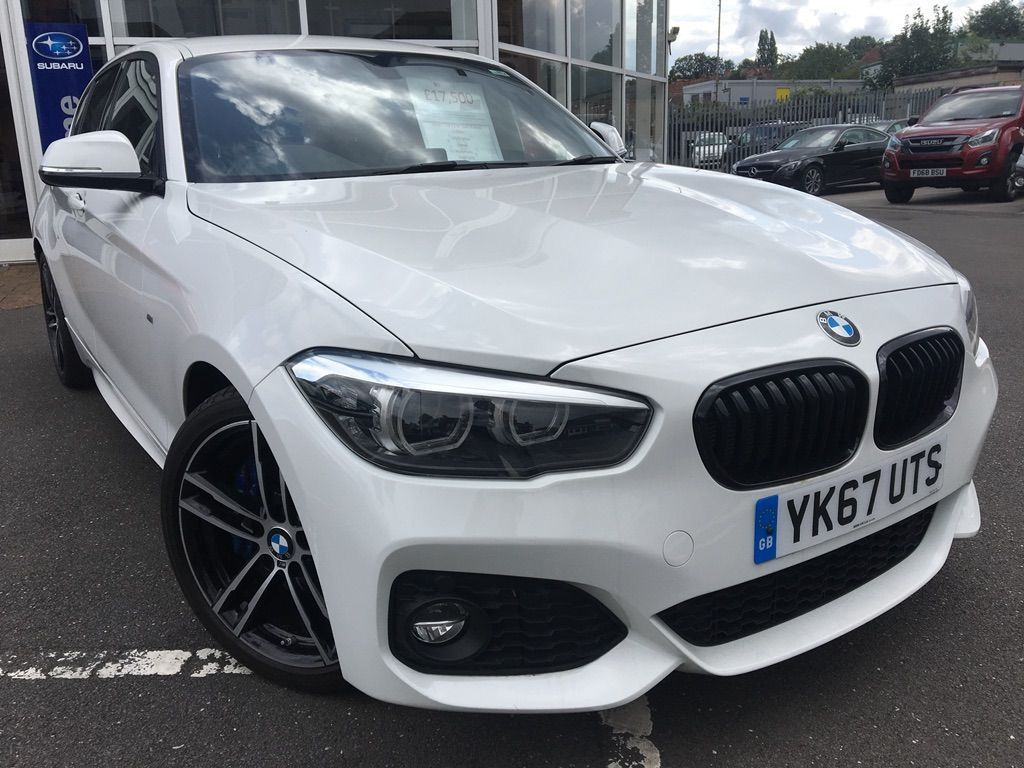 BMW 1 SERIES Hatchback 1.5 116d M Sport Shadow Edition Sports Hatch Auto (s/s) 5dr