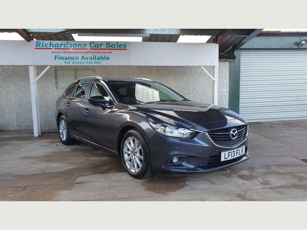 Mazda Mazda6 Estate 2.0 SKYACTIV-G SE-L Nav Tourer 5dr