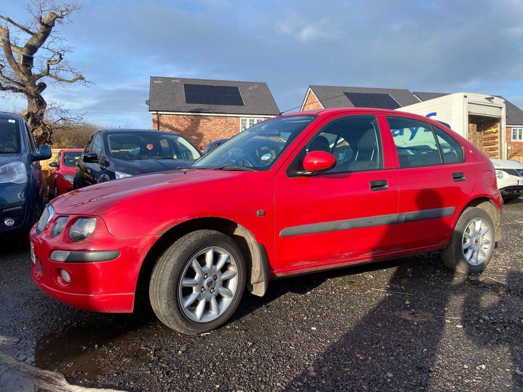 Rover 25 Hatchback 1.4 Impression S 5dr