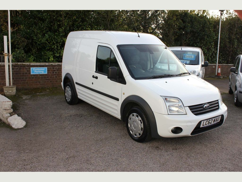 Ford Transit Connect Panel Van 1.8 TDCi T230 Trend High Roof LWB 4dr