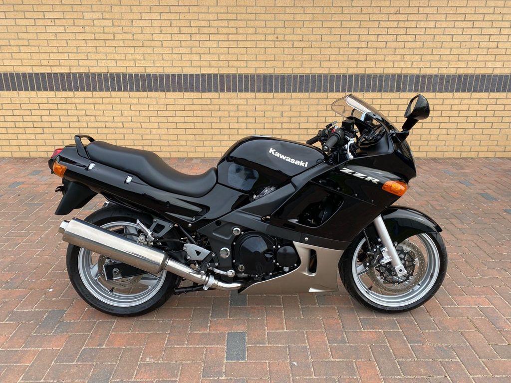 Kawasaki ZZR600 Sports Tourer 600