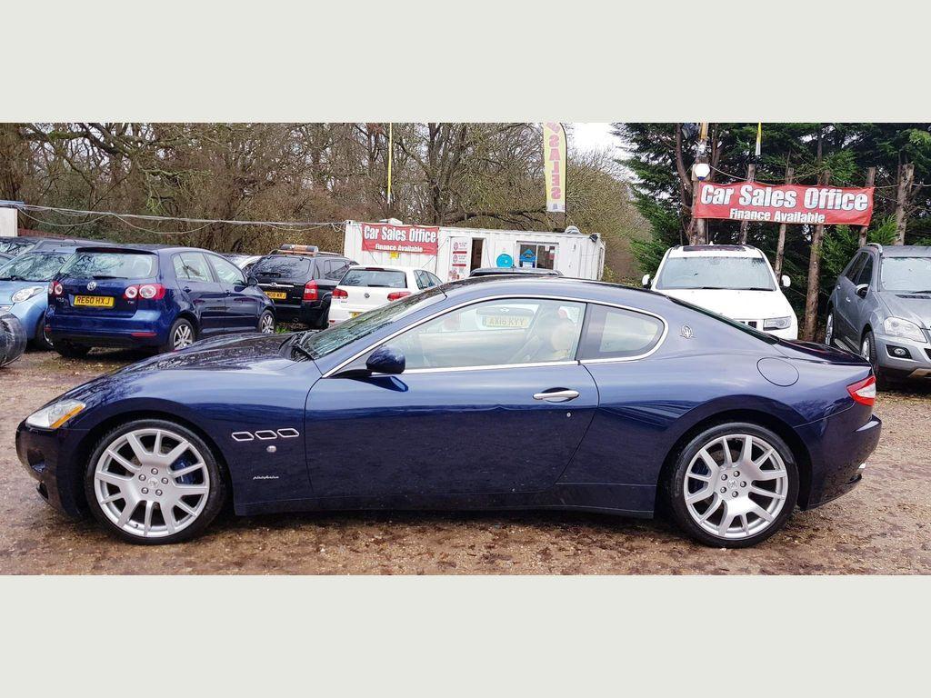 Maserati Granturismo Coupe 4.2 V8 Auto 2dr EU5