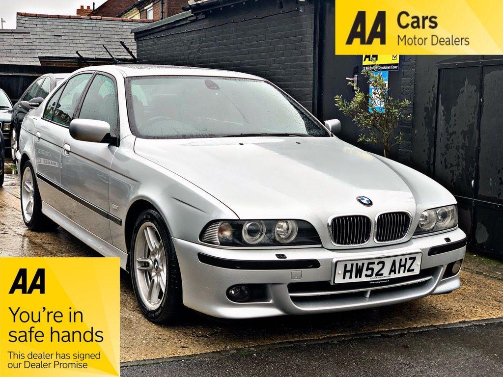 BMW 5 Series Saloon 3.5 535i Sport 4dr