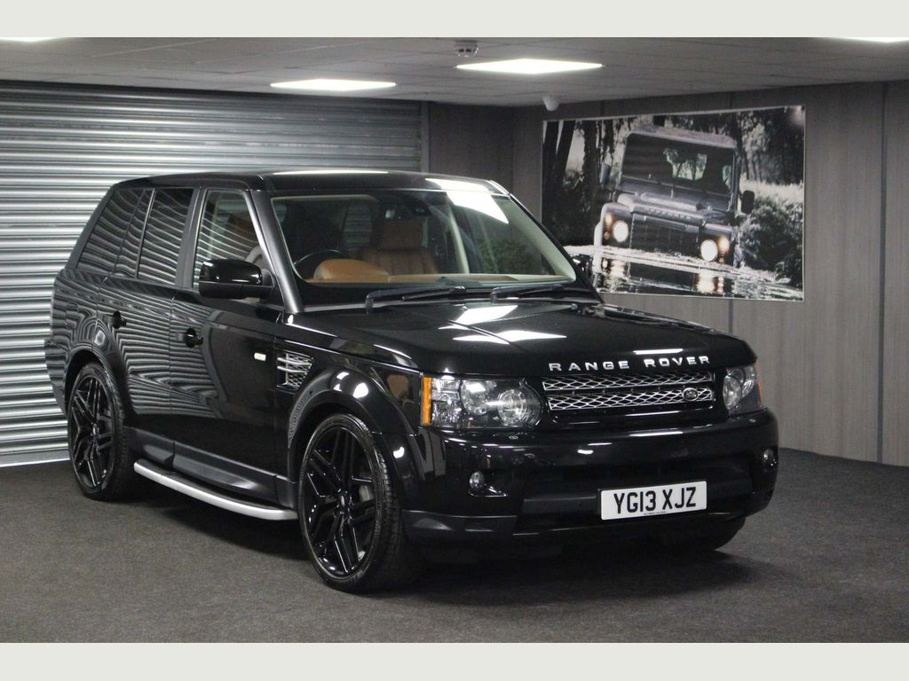 Used Land Rover Range Rover Sport Suv 3 0 Sd V6 Hse Black Edition 4x4 S S 5dr In Wakefield West Yorkshire Pennine Autos Ltd
