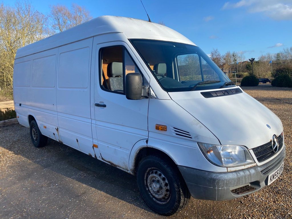 Mercedes-Benz Sprinter High Roof Van 2.2 CDI 311 High Roof Panel Van 4dr (LWB)