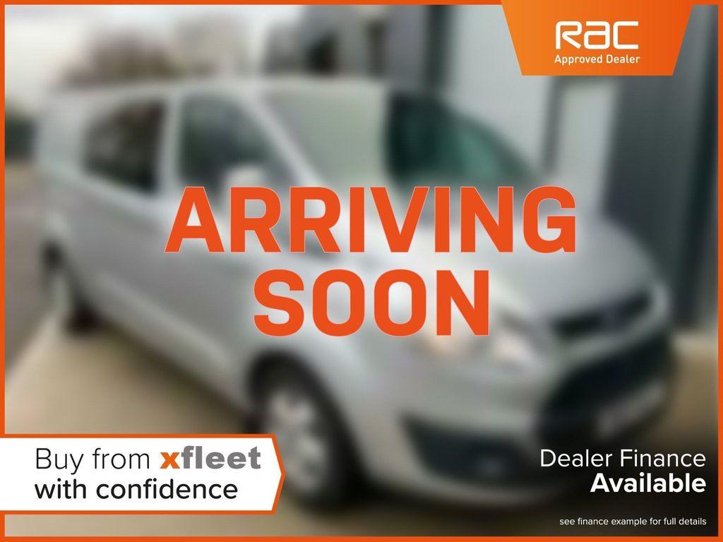 Ford Transit Custom Panel Van 310 L2 2.0 TDCi 130ps D/Cab Limited Van