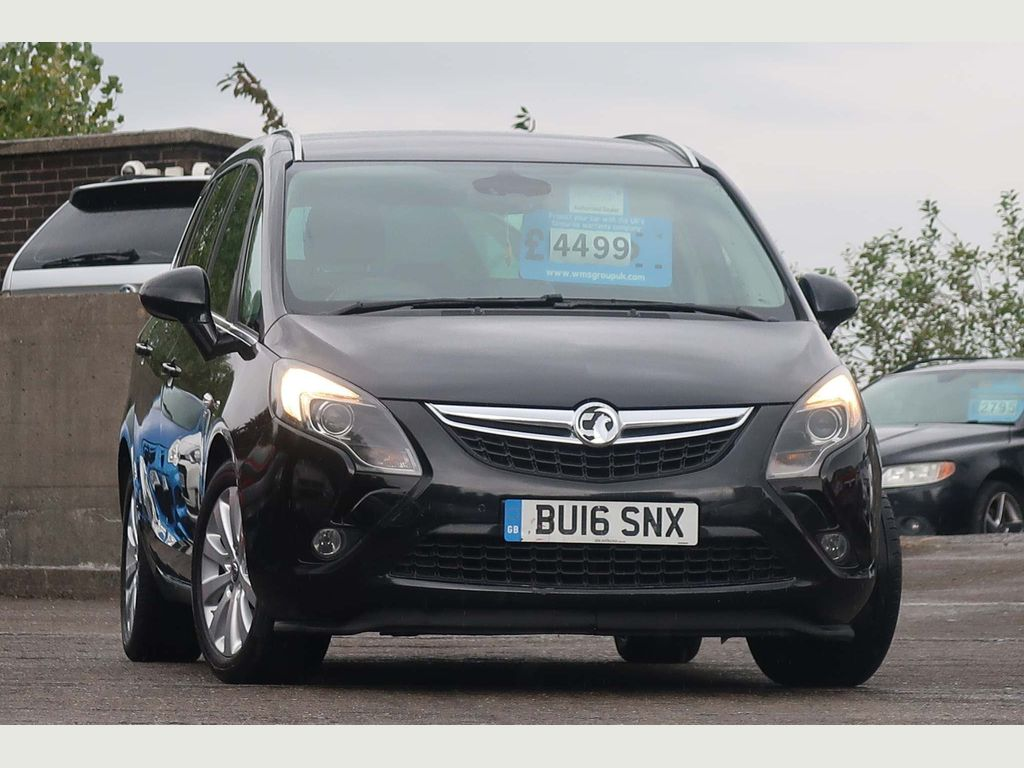 Vauxhall Zafira Tourer MPV 2.0 CDTi SE (s/s) 5dr
