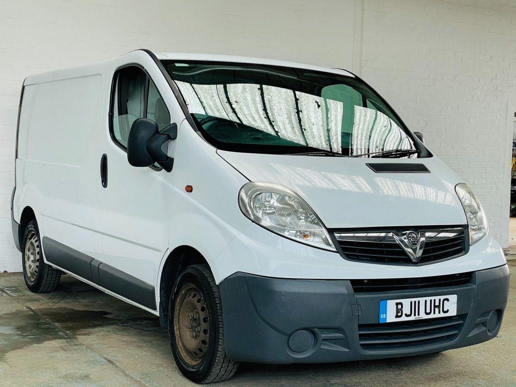 Vauxhall Vivaro Panel Van 2.0 CDTi 2700 Panel Van 4dr (EU4, SWB)