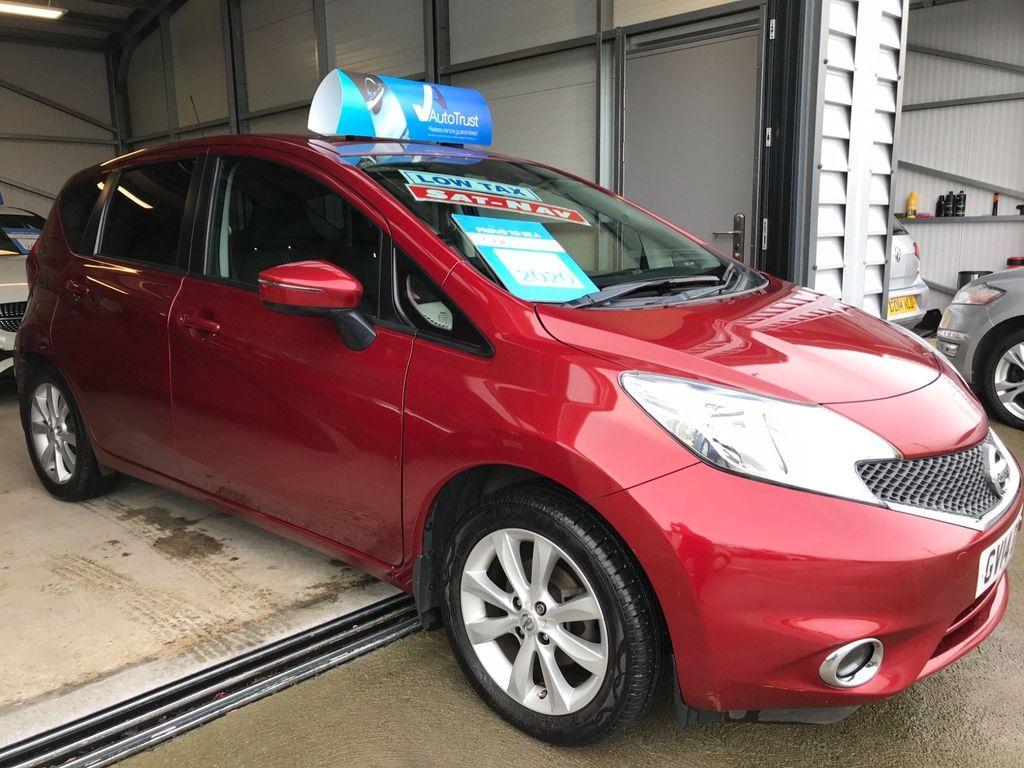 Nissan Note Hatchback 1.2 DIG-S Acenta Premium CVT 5dr