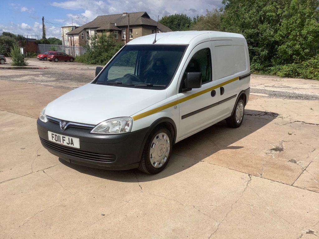 Vauxhall Combo Unlisted 2000 CDTI 16v 1.3