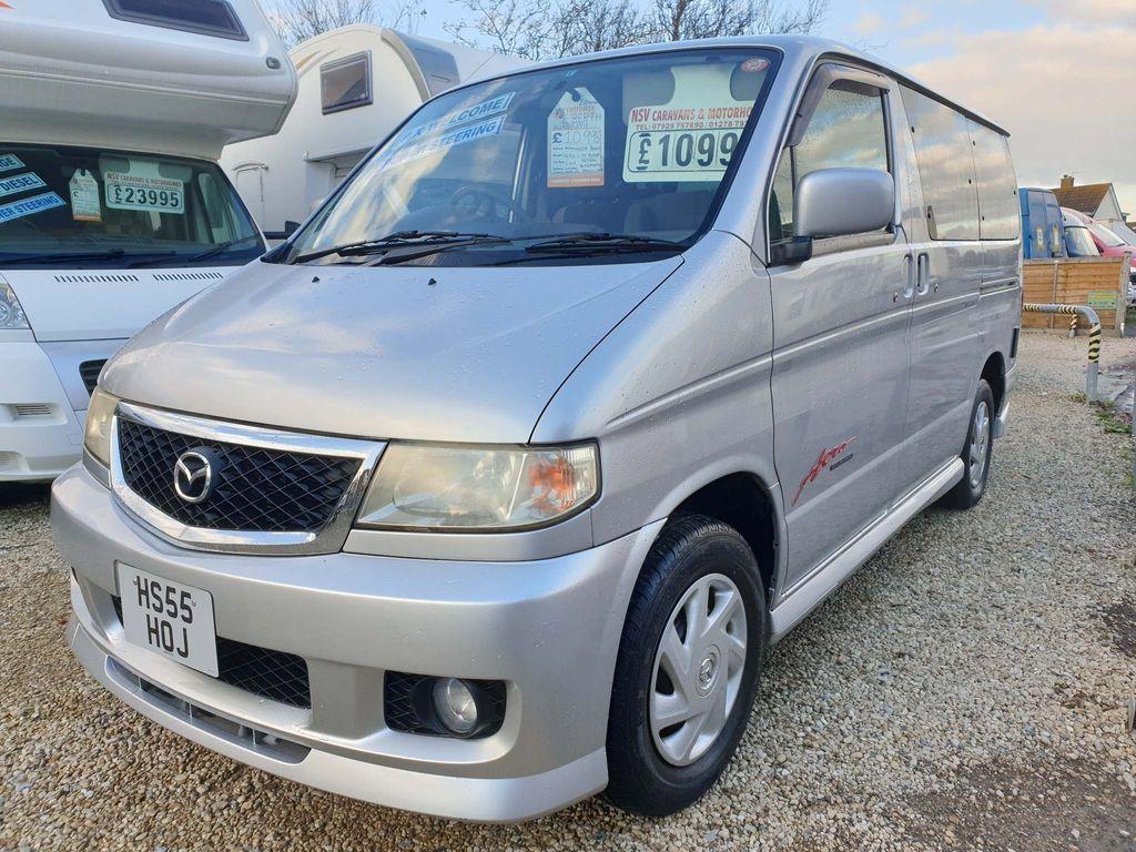 Mazda ON HOLD Campervan Mazda bongo petrol automatic