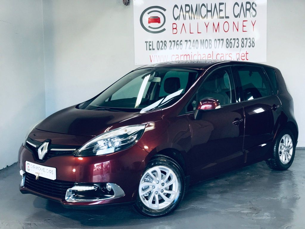 Renault Scenic MPV 1.2 TCe ENERGY Dynamique Tom Tom (s/s) 5dr