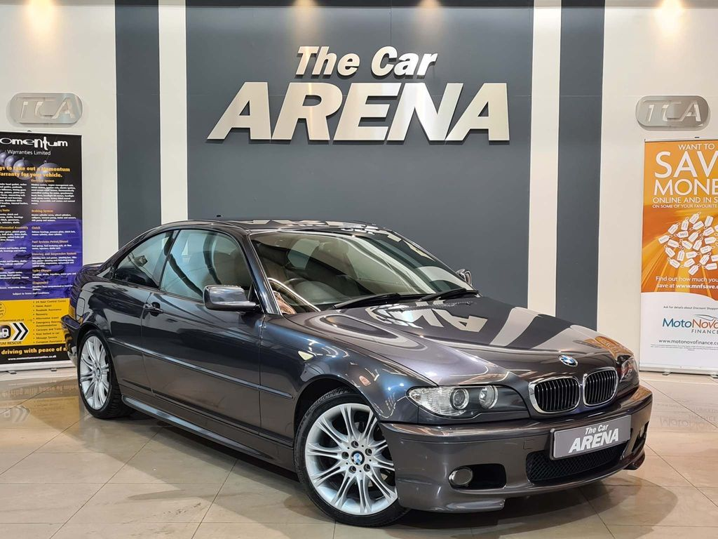 BMW 3 Series Coupe 2.5 325Ci M Sport 2dr