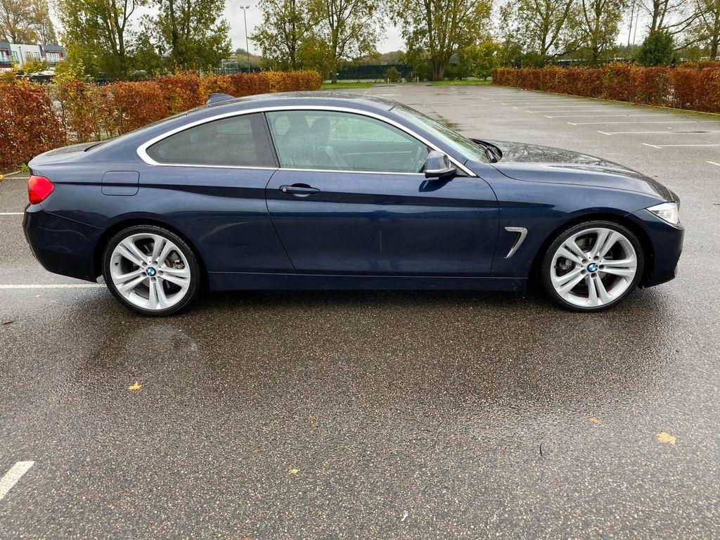 BMW 4 Series Coupe 3.0 430d Luxury Auto 2dr