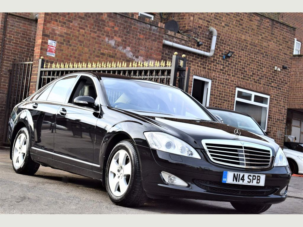 Mercedes-Benz S Class Saloon 3.5 S350 7G-Tronic 4dr