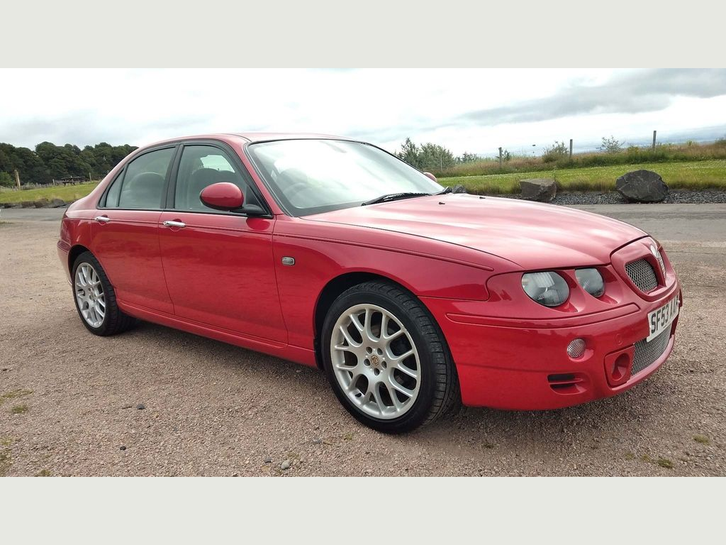 MG ZT Saloon 1.8 120 4dr