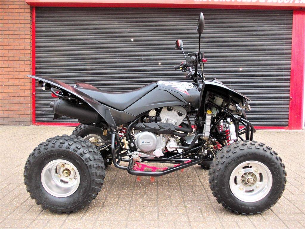 Quadzilla 500 Quad/ATV 500 XLC E D/D Reverse