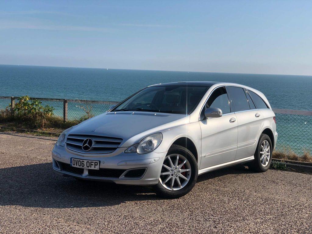 Mercedes-Benz R Class MPV 3.0 R320 CDI SE 7G-Tronic 5dr
