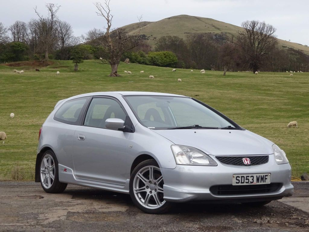 Honda Civic Hatchback 2.0 i-VTEC Type R 3dr
