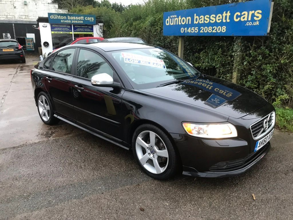 Volvo S40 Saloon 1.6 D2 R-Design 4dr