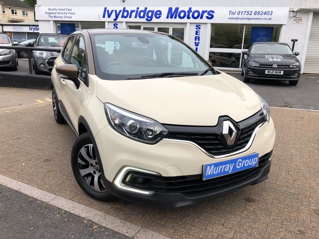 Renault Captur SUV 0.9 TCe ENERGY Play (s/s) 5dr