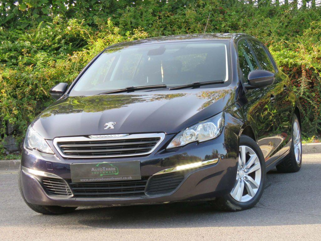 Peugeot 308 Hatchback 1.6 HDi Active 5dr