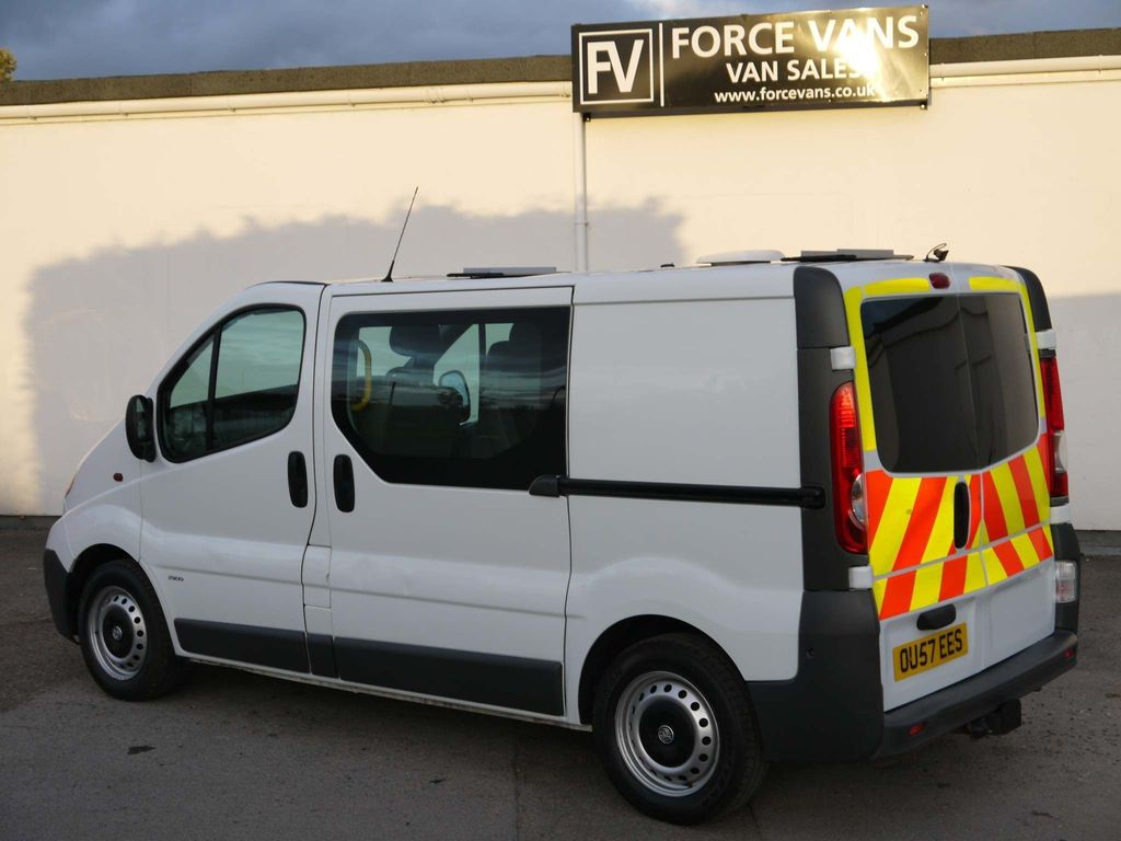 Vauxhall Vivaro Unlisted COMBI 115 CELL MENTAL HEALTH CREW DOG K9