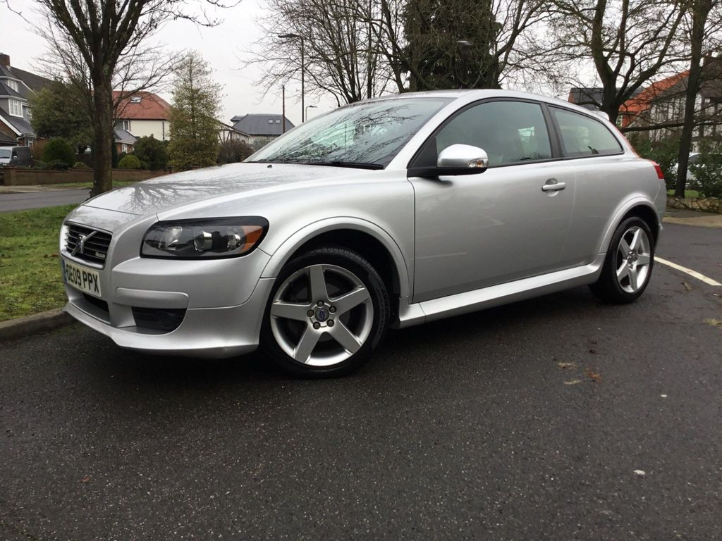 Volvo C30 Coupe 1.8 R-Design 2dr