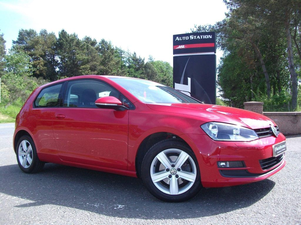 Volkswagen Golf Hatchback 1.4 TSI BlueMotion Tech S (s/s) 3dr