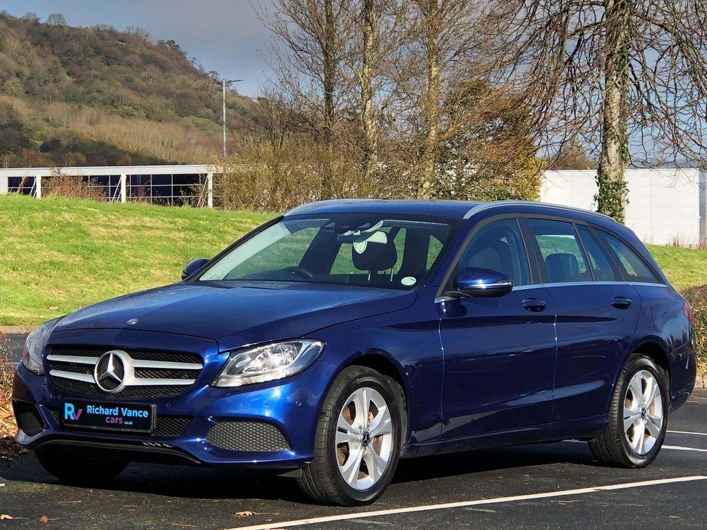 Mercedes-Benz C Class Estate 2.1 C220d SE Executive Edition G-Tronic+ (s/s) 5dr