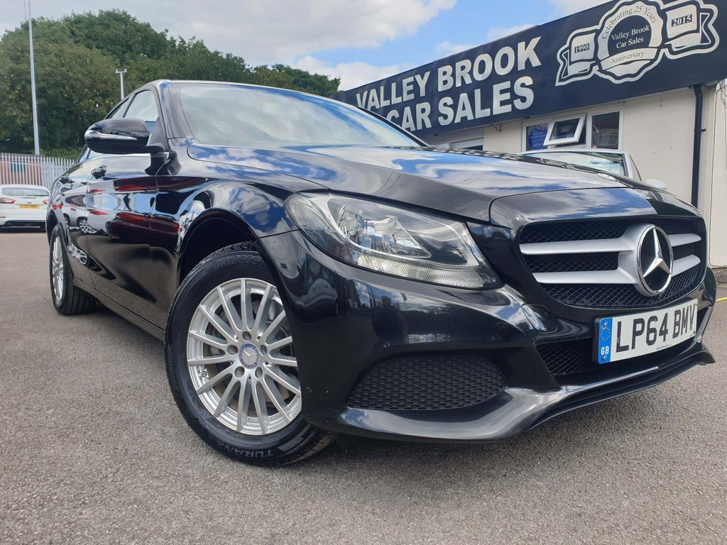 Mercedes-Benz C Class Saloon 2.1 C220 CDI BlueTEC SE G-Tronic+ (s/s) 4dr