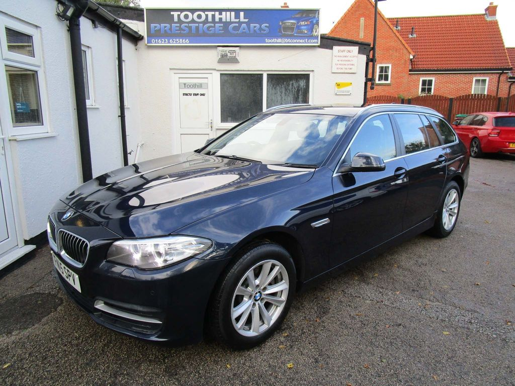 BMW 5 Series Estate 2.0 518d SE Touring 5dr