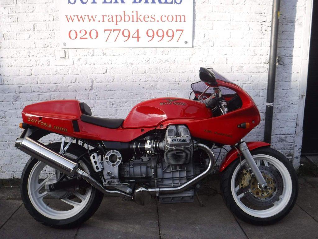 Moto Guzzi Daytona Sports Tourer 1000
