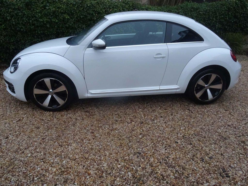 Volkswagen Beetle Hatchback 1.2 TSI Design (s/s) 3dr