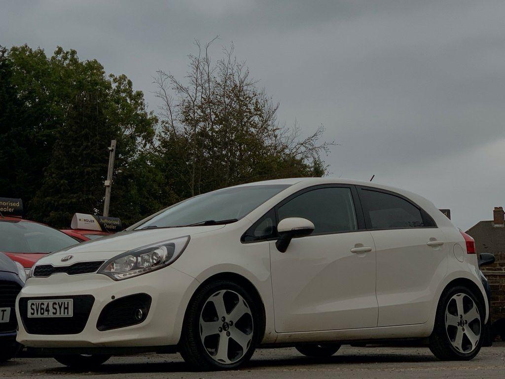 Kia Rio Hatchback 1.4 3 5dr