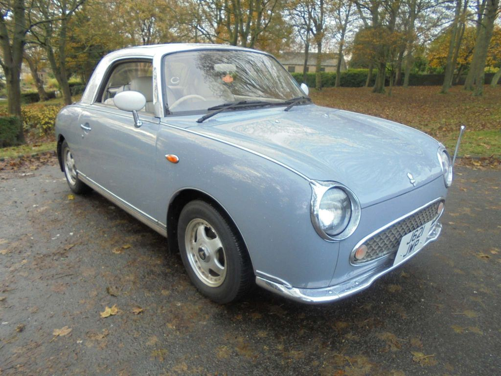 Nissan Figaro Unlisted