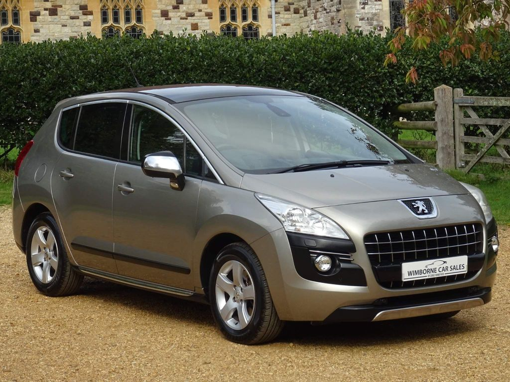 Peugeot 3008 SUV 1.6 THP Exclusive 5dr
