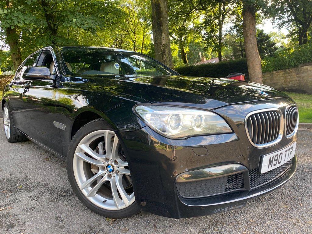 BMW 7 Series Saloon 3.0 730d M Sport (s/s) 4dr