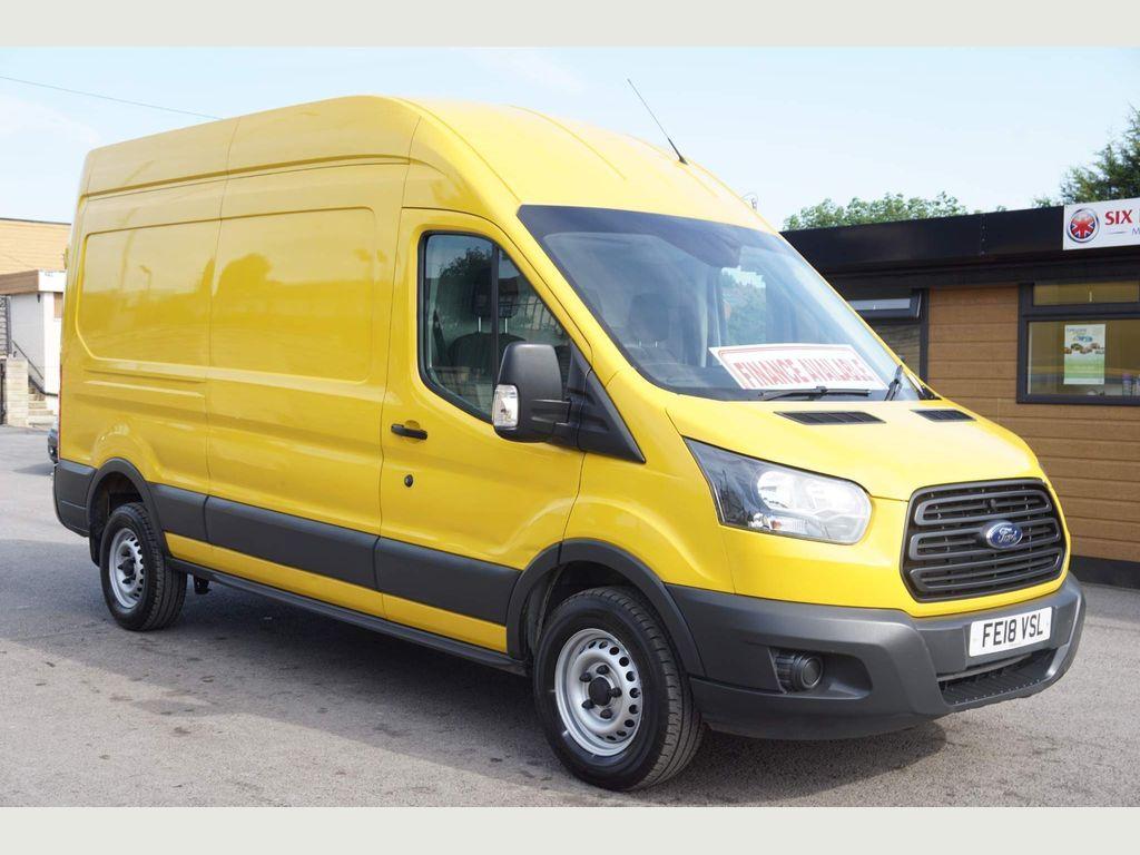 Ford Transit Panel Van 2.0 350 EcoBlue RWD L3 H3 EU6 5dr
