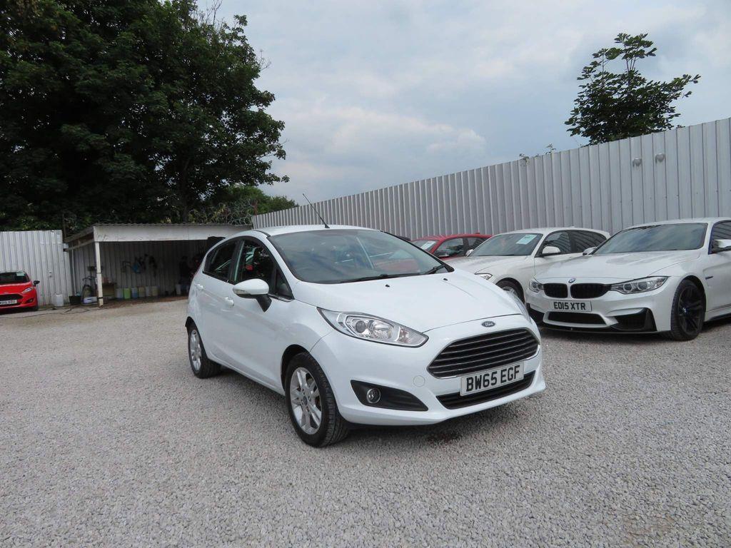 Ford Fiesta Hatchback 1.0 T EcoBoost Zetec (s/s) 5dr