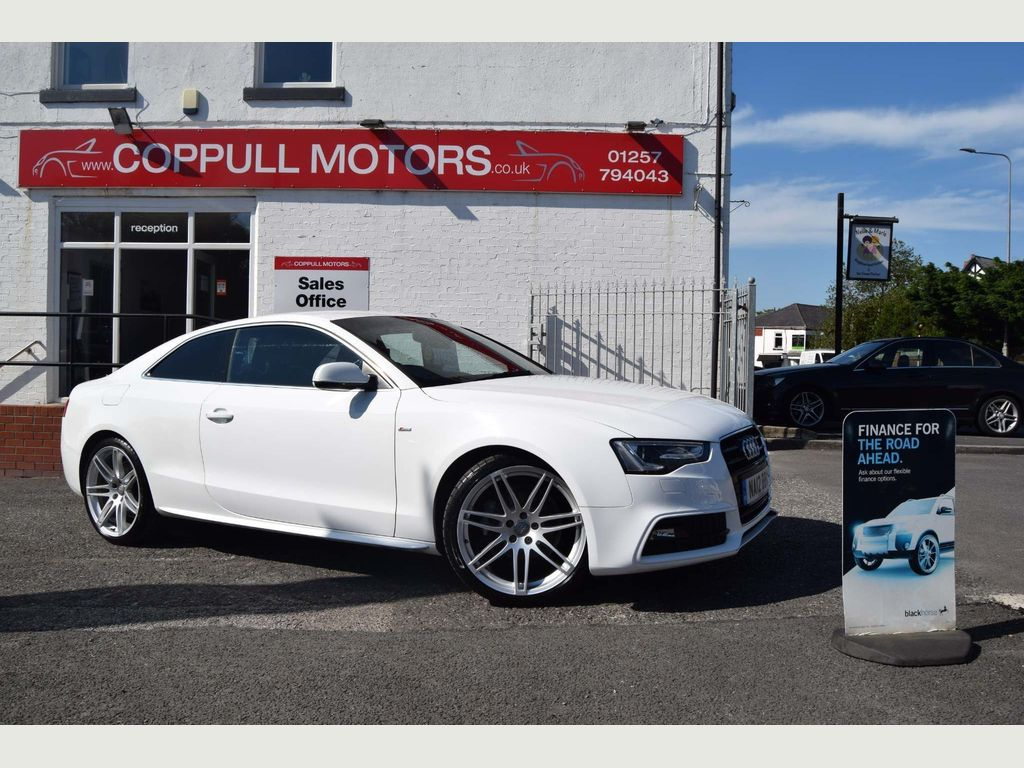 Audi A5 Coupe 2.0 TDI S line 2dr