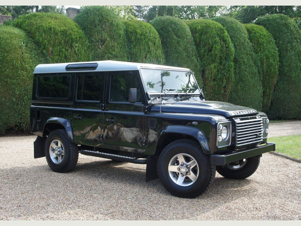 Land Rover Defender 110 SUV 2.2 TDCi XS Station Wagon 4WD MWB 5dr