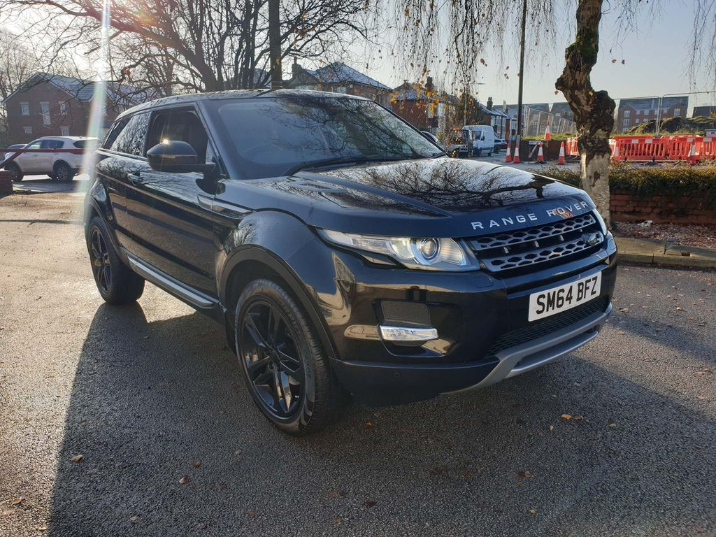 Land Rover Range Rover Evoque Coupe 2.2 SD4 Pure Tech 4X4 3dr