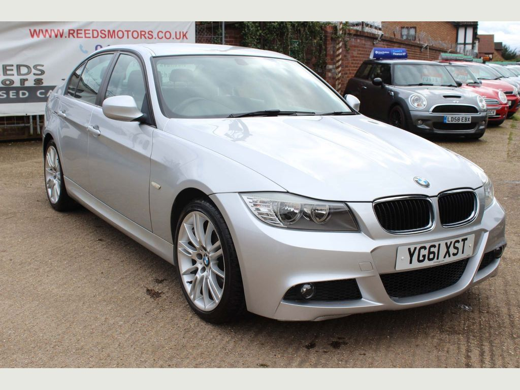 BMW 3 Series Saloon 2.0 318i Performance Edition 4dr