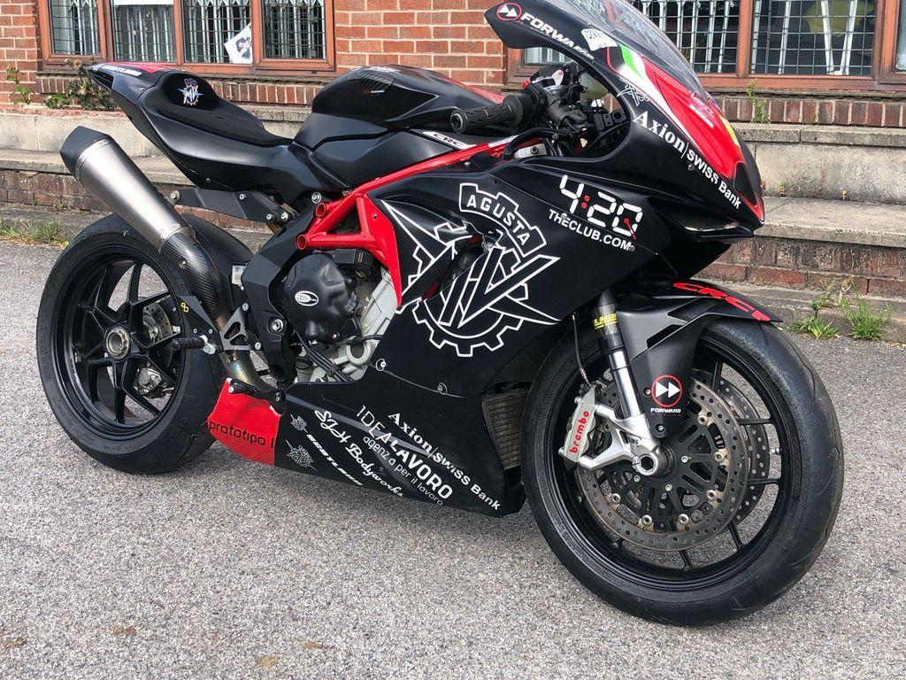 MV Agusta F3 Super Sports 800 Super Sports